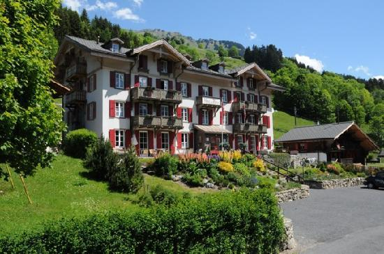 Hotel du Pillon - Relais du Silence