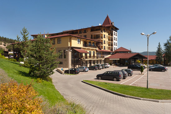Grand Hotel Velingrad