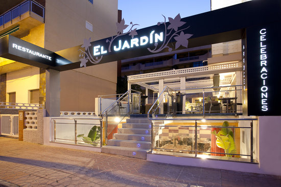 Restaurant el jardin guardamar del segura restaurant reviews phone number photos tripadvisor - Restaurantes con jardin en valencia ...
