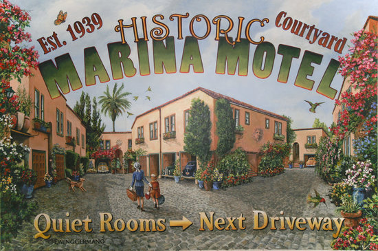 Photo of Marina Motel San Francisco