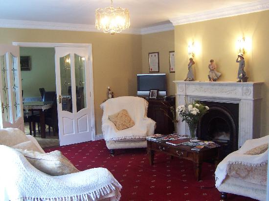 Stradbally, Irlanda: Guest Sitting Room