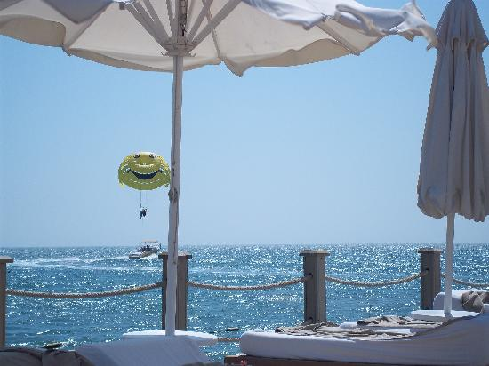 Voyage Belek Golf & Spa: smiley face says it all
