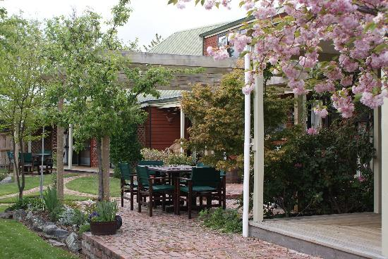 Aoraki Lodge: Part of our Garden
