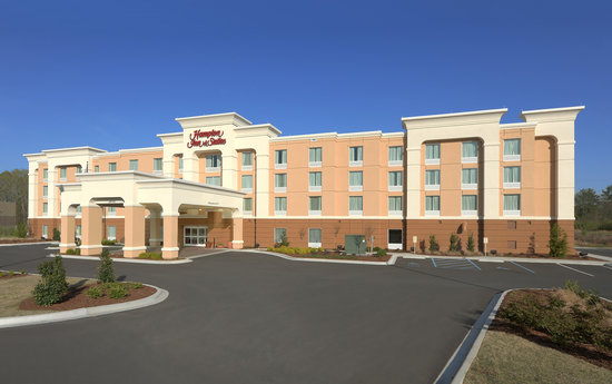 Hampton Inn & Suites Scottsboro: Scottsboro Alabama Hotel