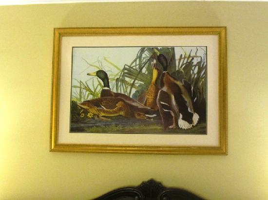 "BEST WESTERN of Lake George: Love this ""hotel art""!"