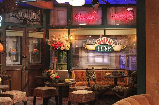 Central Perk Picture Of California United States