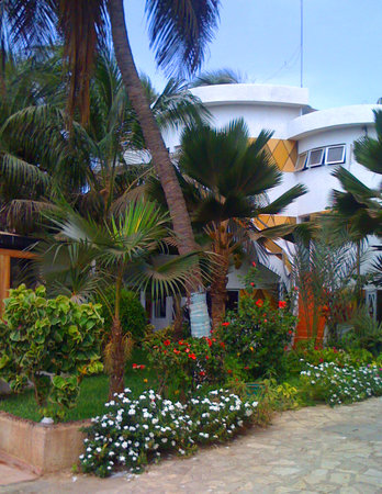 Photo of Hotel Monaco Plage Dakar