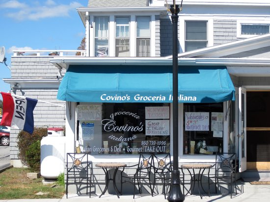 Niantic Inn: Covino&#39;s Groceria Italiana