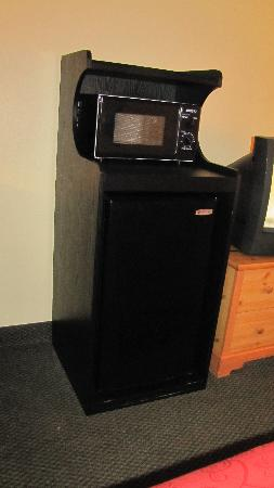 Country Inn & Suites By Carlson, Tucson Airport: Large refrigerator