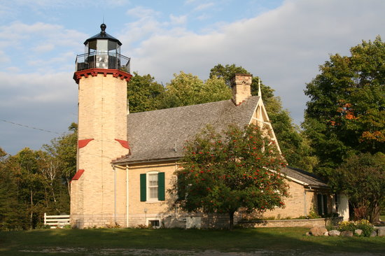 McGulpin Point Lighthouse & Historic Site