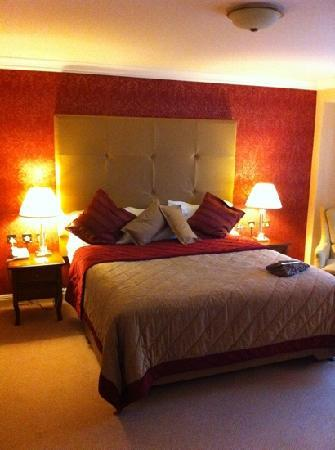 The Ardilaun Hotel: stunning bedrooms