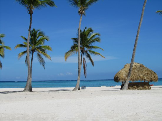 Punta Cana, Dominicaanse Republiek: Plage de rve...