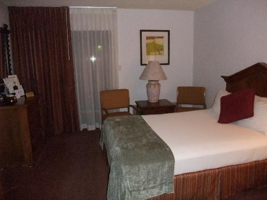 Canyon Plaza Resort: chambre
