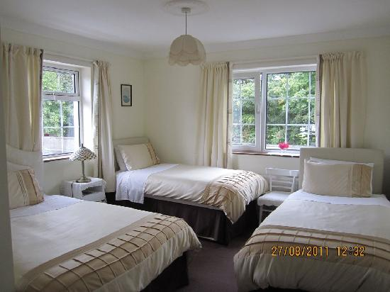 Rossarney Town House: Triple room
