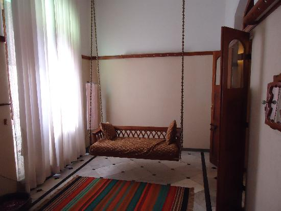 traditional swing in the bedroom picture of the house of mg