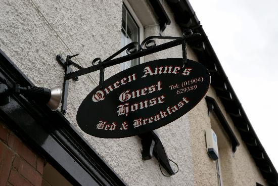 Queen Annes Guest House