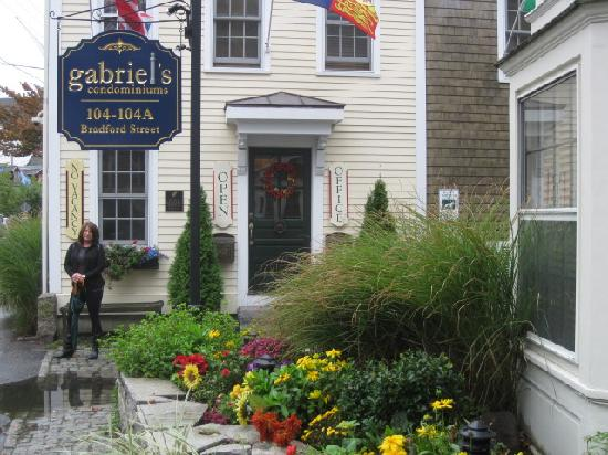 Gabriel's at the Ashbrooke Inn: Gabriel's