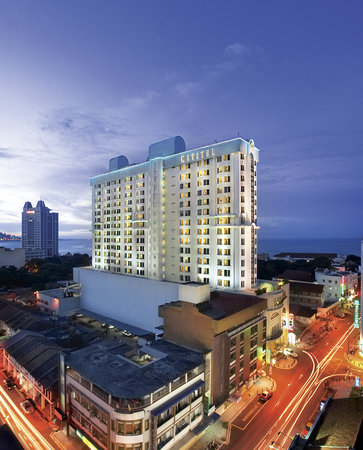 Cititel Penang - Exterior View