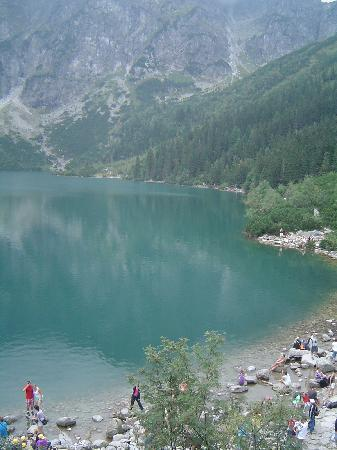 Zakopane, Poland: Morskie Oko