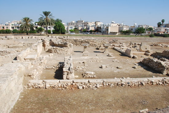 Kition Archaeological Site