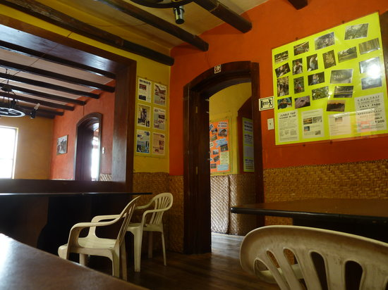 El Centro del Mundo Hostel