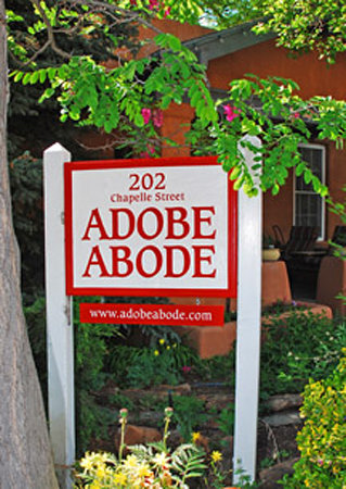 Adobe Abode Bed and Breakfast Inn: Welcome