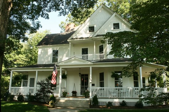 Oak Hill on Love Lane Bed & Breakfast: Oak Hill on Love Lane Bed and Breakfast