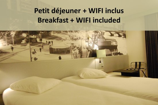 Hotel ibis Styles Paris Tolbiac Bibliotheque