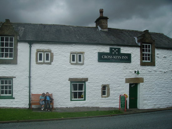 The Cross Keys Temperance Inn