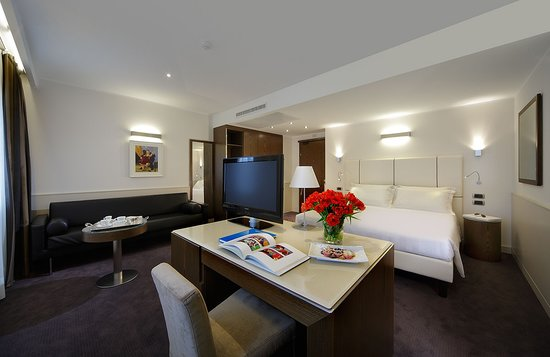 Hotel Plaza: Club room