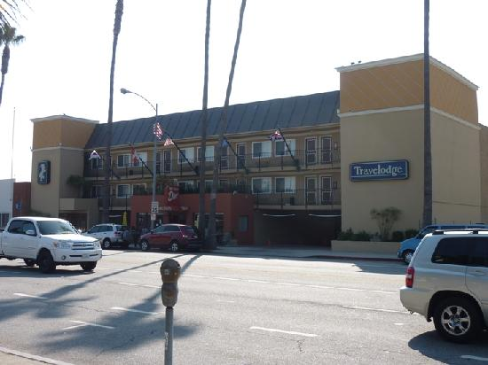 Culver City Travelodge: Aussenansicht