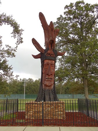 Wacinton Sculpture Paducah Ky Address Monument