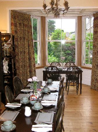 Cawdor House: The Breakfast Room