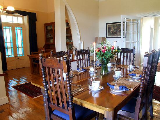 Yotclub B&B Otter & Birding Sanctuary: Beautifully furnished with family antiques