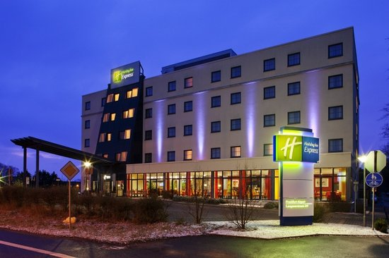 ‪Holiday Inn Express Frankfurt-Airport‬