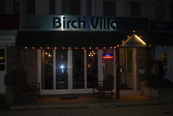 Birch Villa Hotel