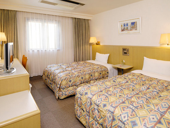 Urvest Hotel Kamata West: 