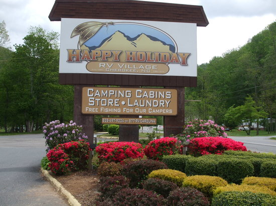 Photo of Happy Holiday Campground Cherokee