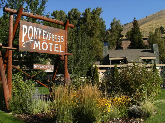 ‪Pony Express Motel‬
