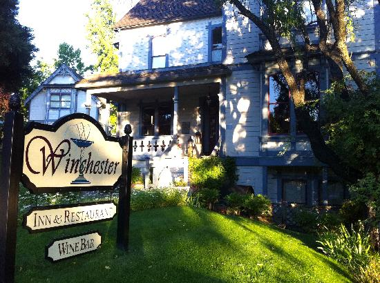 The Winchester Inn: Winchester Inn and Restaurant by Rochelle Carr