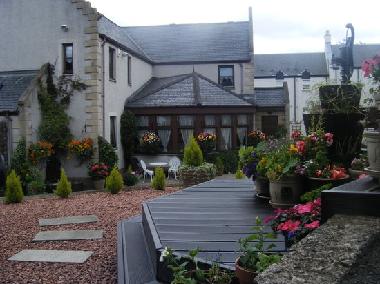 Priory Lodge Guest House South Queensferry Scotland