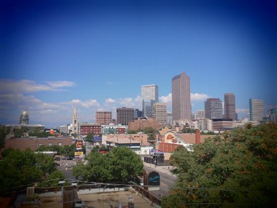 Econo Lodge Downtown: View from 4th floor