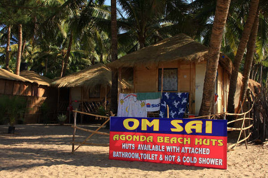 Om Sai Beach Huts