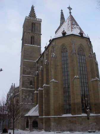 St. Jacob's Church (St. Jakobskirche)