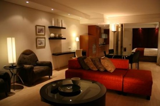 Protea Hotel North Wharf: One Bedroom Apartment