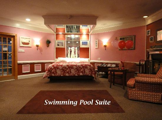 Bensalem, Pensilvanya: Swimming Pool Suite