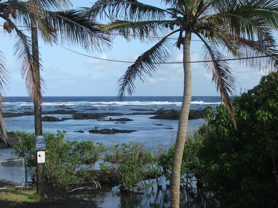 Kapoho Tide Pools Bed And Breakfast