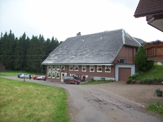 Eisenbach, Germany: Gasthaus Pension Engel