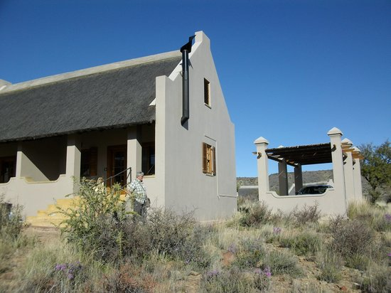 Karoo National Park Unterkunfte