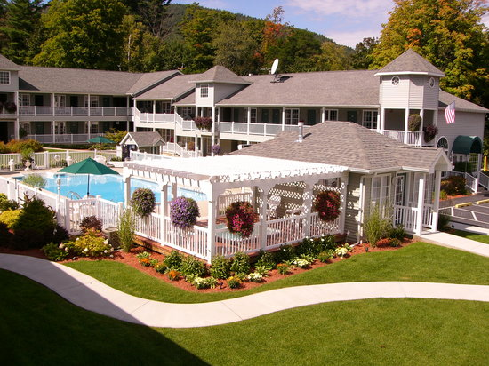 Quality Inn Lake George: At the door step of beautiful Lake George